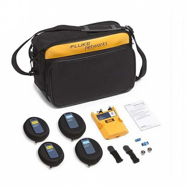 Fluke Networks OFP-Q-ADD, сменный дополнительный Quad (SM MM) модуль Networks OFP-Q-ADD